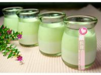 蓁料理♥香蘭椰奶凍