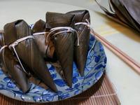 輕麻油雞腿五穀飯(粽子版)~莎媽五心級料理