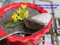芝麻豆腐盆栽奶酪