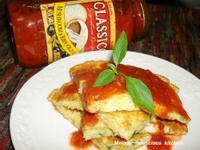 [CLASSICO義大利麵醬]橄欖磨菇佐馬鈴薯塔香烘蛋