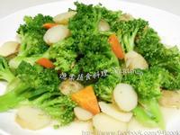 ♥憶柔蔬食♥馬鈴薯汁溜青花~可素食