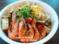 海鮮菇菇什錦豆腐鍋