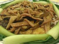 什錦燴豆腐