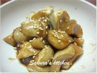 ♥我的手作料理♥照燒杏鮑菇