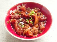 紅燒滷牛蹄筋(材料費:150元)