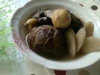 《九陽上菜》花菇牛蒡栗子烏雞湯