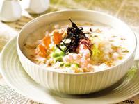 《九陽上菜》豆漿鹹粥