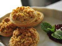 奶酥草莓果醬派 | Pie Streusel Strawberry Jam Pie