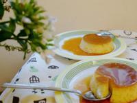 焦糖雞蛋牛奶布丁~無添加,吃得安心又開心