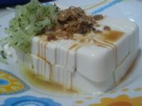 懶人上菜●營養滿分之涼拌豆腐