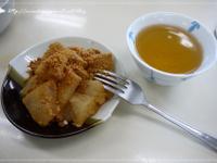 日式小點心。蕨餅(Warabimochi)