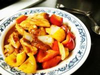 酸甜芒果雞柳 Malaysian Mango Chicken