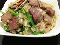 岩塩鹹豬肉炒飯