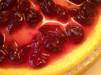 櫻桃果醬起司蛋糕