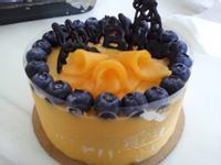 芒果季~~ 芒果慕斯蛋糕來囉!