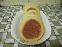 乾烙芒果煎餅