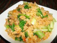 泡菜豬肉炒飯