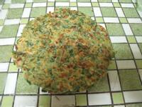 韭菜魷魚煎餅