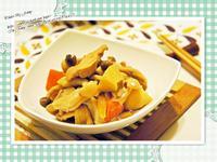 菇菇馬鈴薯燉雞肉