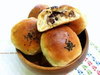 橙皮紅豆麵包