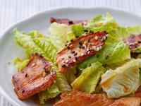 低熱量輕食》雞胸肉蔬菜沙拉