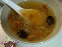 《529食堂》健康滿分超簡單白木耳甜湯