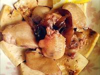 照燒雞肉板豆腐