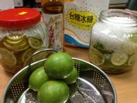 [DIY料理]香水檸檬高梁醋-夏天清涼飲品