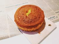 香蘭葉戚風蛋糕 Pandan Chiffon Cake