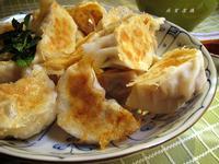 青蔥香菇豬肉餃