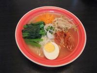 韓式冷湯麵