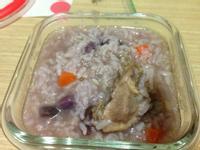 減肥餐--雞肉紫心地瓜粥(大同電鍋)