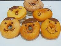 [九陽豆漿機]豆渣甜甜圈