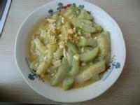 鹹蛋炒絲瓜