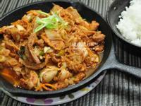 [一鍋隨意煮]韓式泡菜豬肉