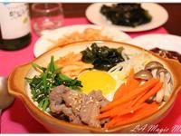 韓式拌飯(Bibimbap)