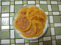 簡單好吃的-地瓜煎餅