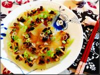 香菇蝦皮蒸冬瓜