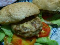 綜合版美式漢堡