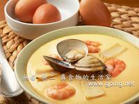 【無毒‧無二 真食物的生活家】蛤蜊蒸蛋