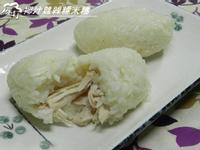 ㄚ曼達的廚房~椰汁雞絲糯米糰
