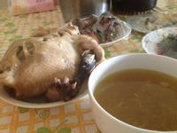 【吳双の月子料理】滴雞湯