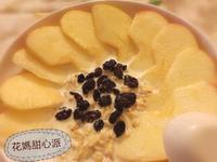 果香鮮奶燕麥粥