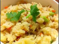 和風鮮菇竹筍炊飯