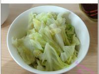 [水炒式]炒高麗菜