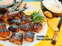 香烤浦燒秋刀魚