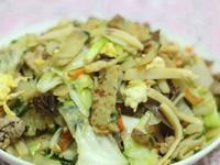 木須炒餅(蔥油餅新吃法)