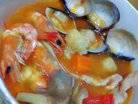 《Angel 's 廚坊》義式蕃茄海鮮菇菇貓耳朵