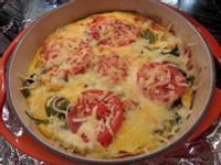 西班牙式蔬菜烘蛋