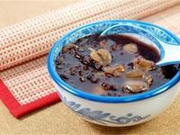 月月安紫米桂圓粥《日正健康廚房》